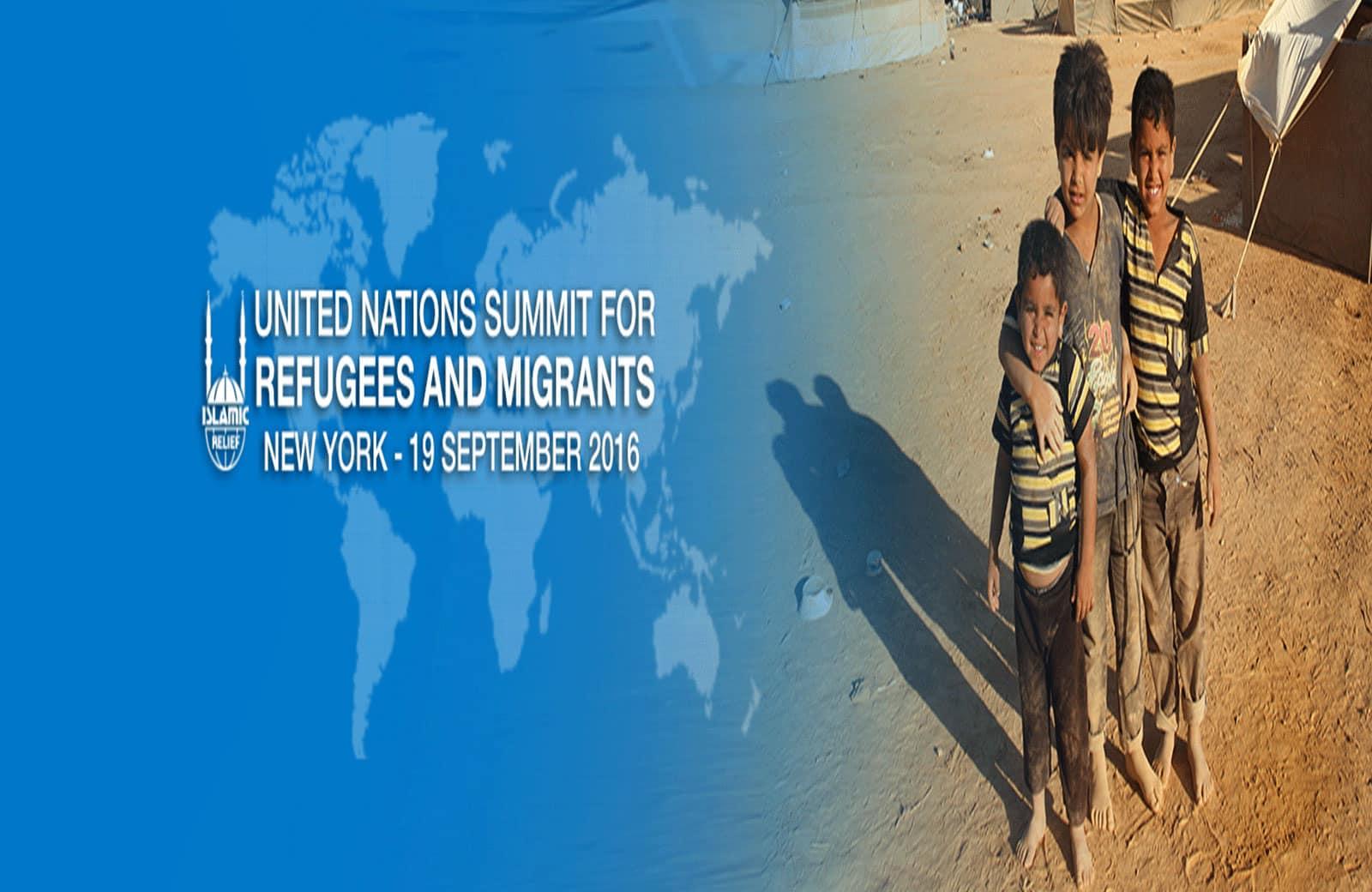 UN-Refugee-Summit