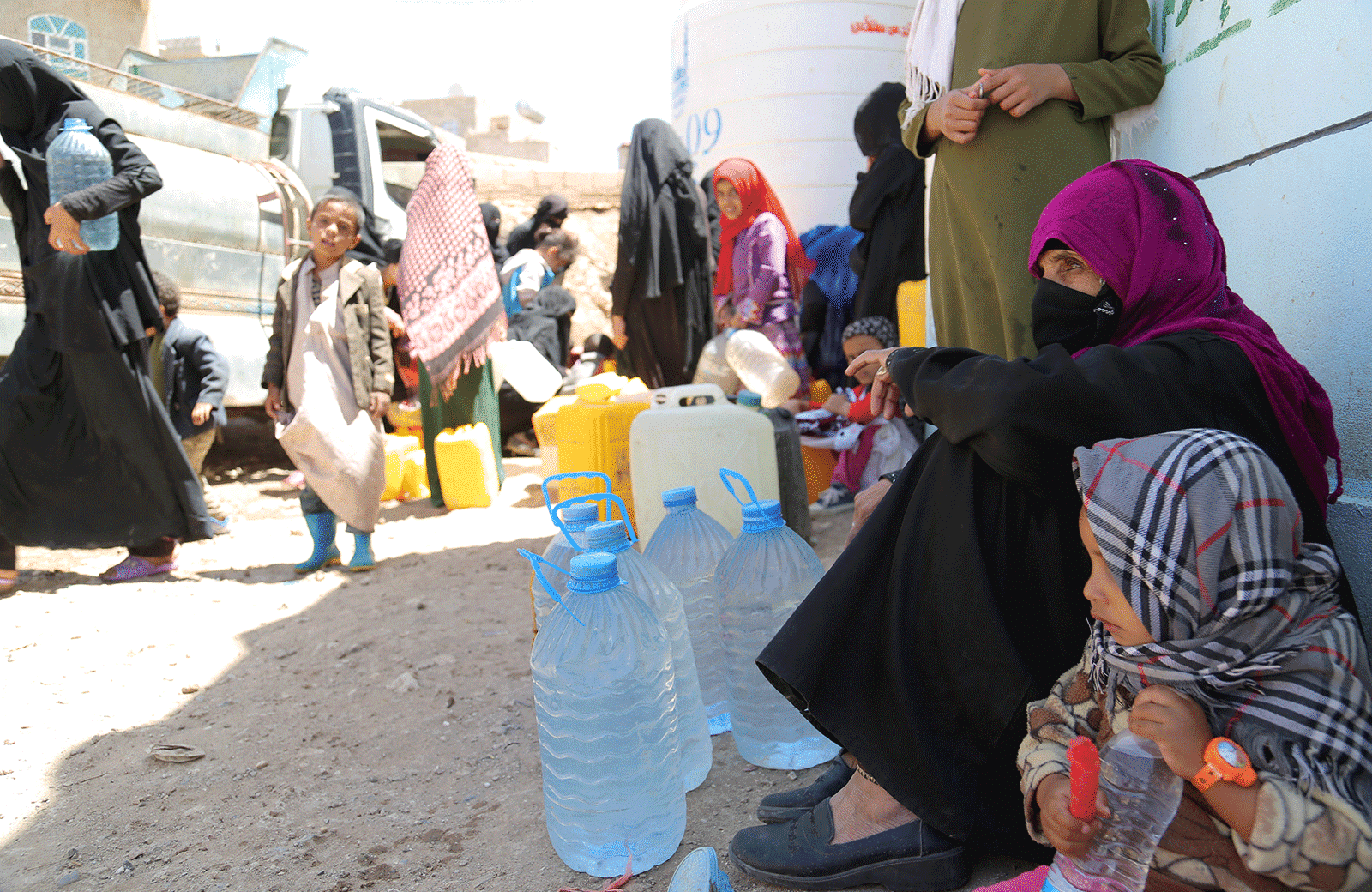 Lifesaving-water-supply-delivered