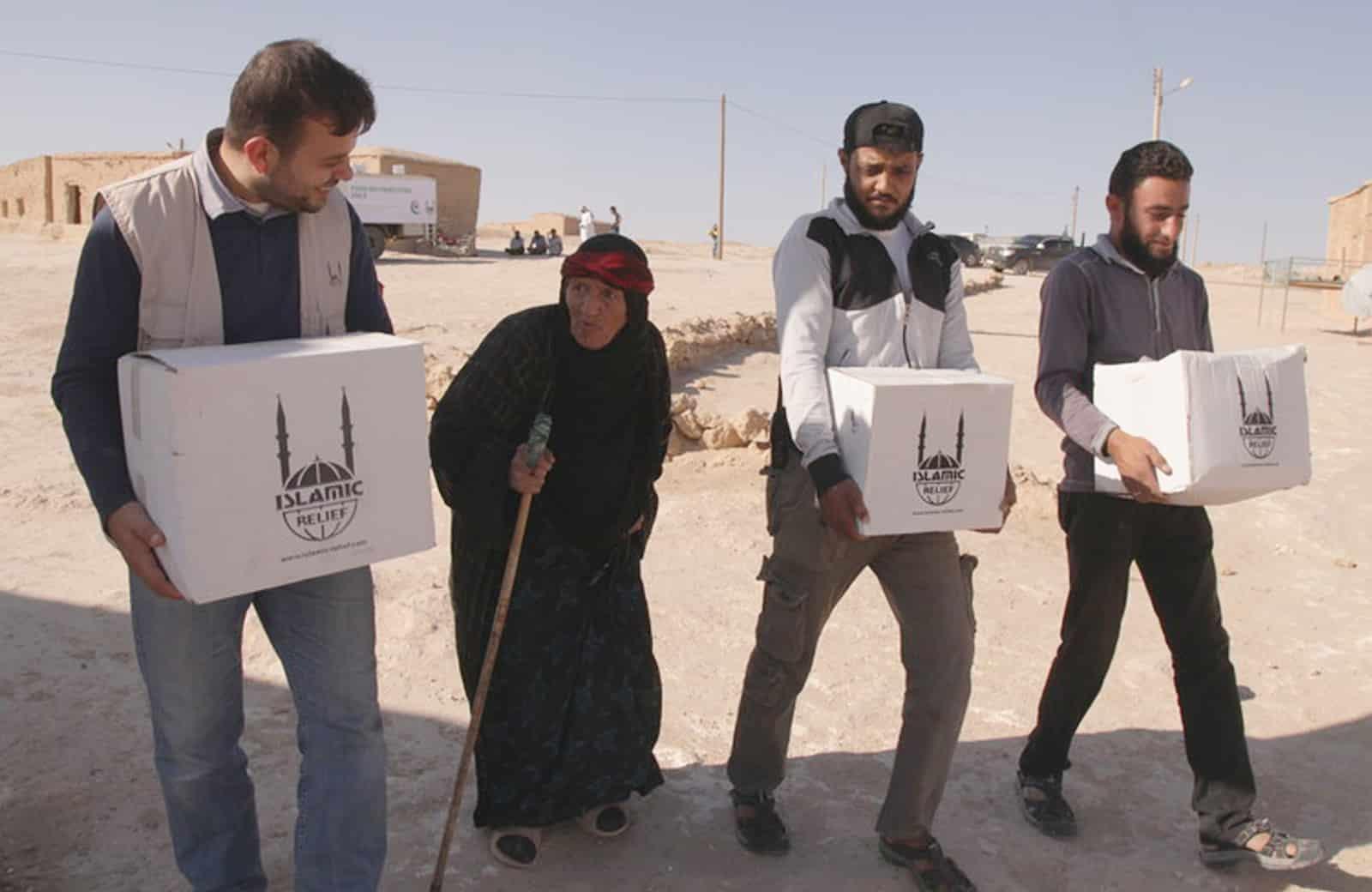 Syriastaffhelping